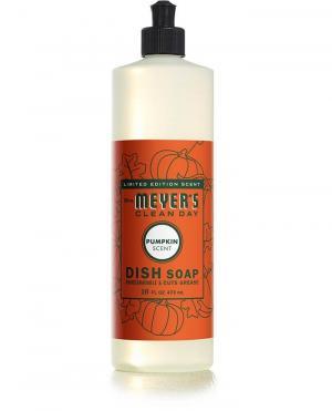 Mrs. Meyer's Clean Day Pumpkin Liquid Dish Soap