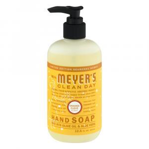 Mrs. Meyer's Clean Day Liquid Hand Soap Orange Clove