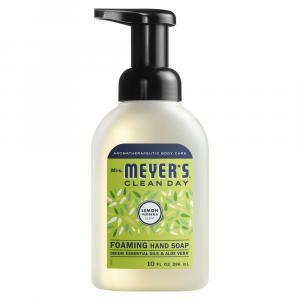 Mrs. Meyer's Lemon Verbena Foaming Hand Soap