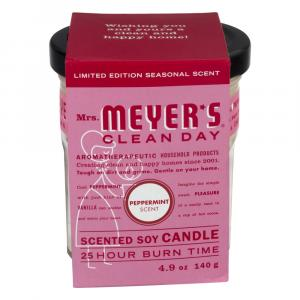 Mrs. Meyers Peppermint Candle