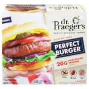 Dr. Praeger's Pure Plant Protein Perfect Burger
