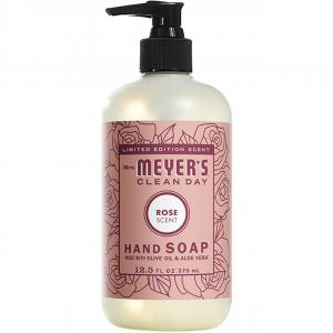 Mrs. Meyer's Clean Day Hand Soap Rose