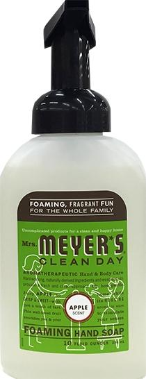 Mrs. Meyer's Clean Day Foaming Hand Soap Apple Scent
