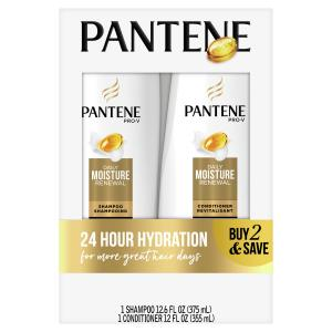Pantene Daily Moisture Renewal Shampoo & Conditioner