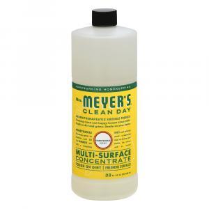 Mrs. Meyer's Honeysuckle Scent Multi-Surface Cleaner