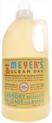 Mrs. Meyer's Baby Blossom Laundry Detergent