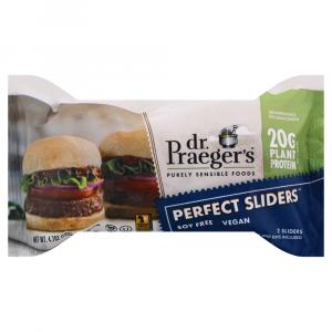 Dr. Praeger's Perfect Burger Sliders