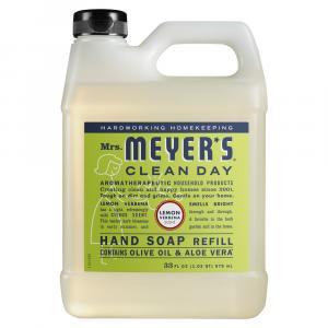 Mrs. Meyer's Clean Day Lemon Verbena Liquid Hand Soap Refill