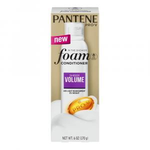Pantene Sheer Volume Foam Conditioner