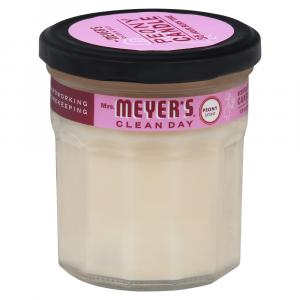 Mrs. Meyer's Peony Scented Soy Candle