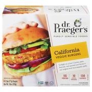 Dr. Praeger's California Style Veggie Burgers
