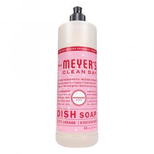 Mrs. Meyer's Clean Day Liquid Dish Soap Peppermint Scent