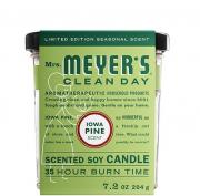 Mrs. Meyer's Iowa Pine Scented Soy Candle