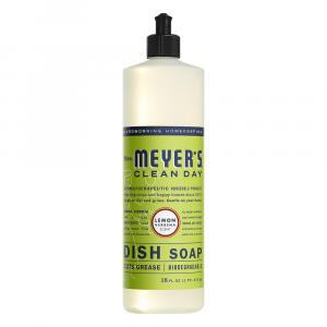 Mrs. Meyer's Clean Day Lemon Verbena Liquid Dish Soap