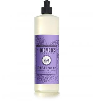 Mrs. Meyer's Clean Day Lilac Scent Dish Soap