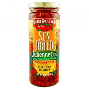 Bella Sun Luci Sun Dried Julienne Cut Tomatoes With Herbs