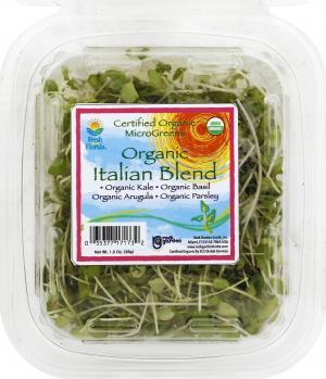 Micro Greens Organic Italian Blend
