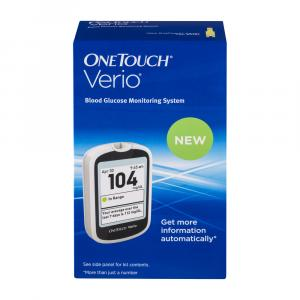 OneTouch Verio Glucose Monitoring System