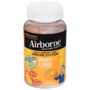 Airborne Honey Lemon Gummies