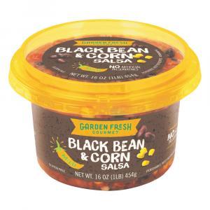 Garden Fresh Gourmet Black Bean & Corn Salsa