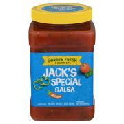 Jack's Special Garden Fresh Gourmet Medium Salsa