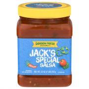 Garden Fresh Gourmet Jack's Special Salsa Medium