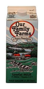 Our Family 1% Milk