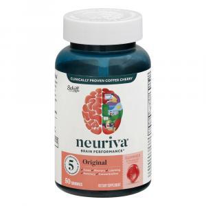 Neuriva Brain Performance Gummies