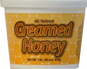 McCoy Creamed Honey