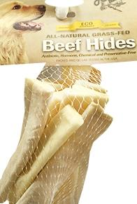 Eco Friendly Flat Spiral Beef Hides