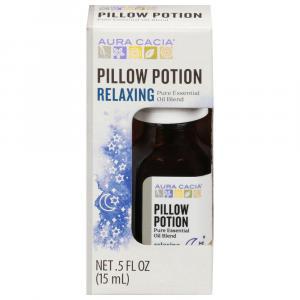 Aura Cacia Essential Oil Blend Pillow Potion