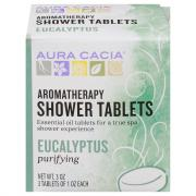 Aura Cacia Purifying Eucalyptus Shower Tablets