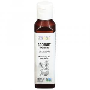Aura Cacia Moisturizing Coconut Fractionated Skin Care Oil