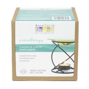 Aura Cacia Aromatherapy Candle Lamp Diffuser