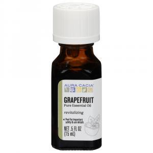Aura Cacia Essential Oil Grapefruit