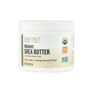 Aura Cacia Organic Shea Butter