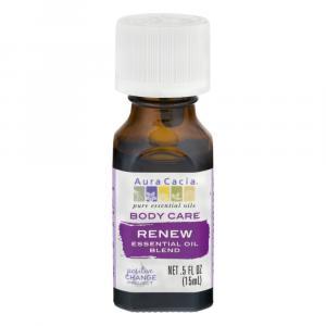 Aura Cacia Essential Oil Blend Renew