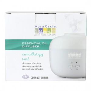 Aura Cacia Aromatherapy Mist Essential Oil Diffuser