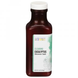 Aura Cacia Clearing Eucalyptus Shower Salt