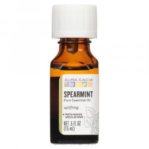 Aura Cacia Essential Oil Spearmint