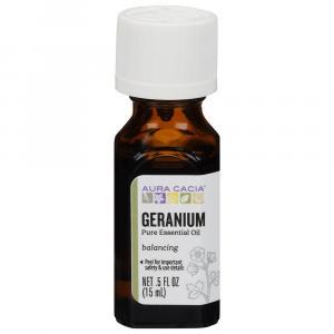 Aura Cacia Essential Oil Geranium