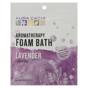 Aura Cacia Foaming Bath Lavender
