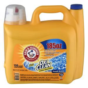 Arm & Hammer Oxi Clean Fresh Scent Liquid Laundry Detergent