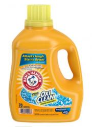 Arm & Hammer Plus Oxi Clean Liquid Laundry Detergent