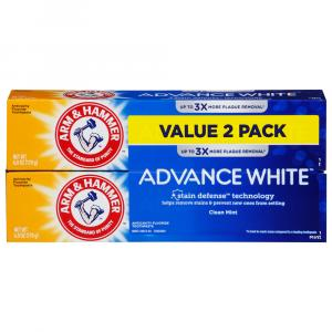 Arm & Hammer Advance White Toothpaste