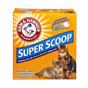 Arm & Hammer Unscented Scoop Cat Litter