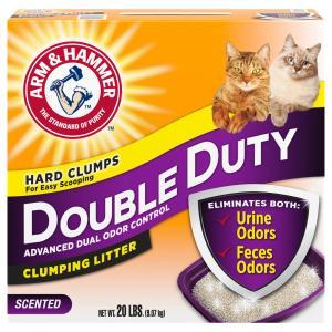 Arm & Hammer Double Duty Clumping Cat Litter