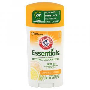 Arm & Hammer Essentials Crisp Orange Citrus Deodorant