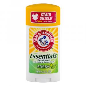 Arm & Hammer Essentials Natural Fresh Scent Deodorant
