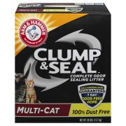 Arm & Hammer Clump & Seal Multi Cat